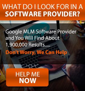 What Do I Look for in an MLM Software Provider